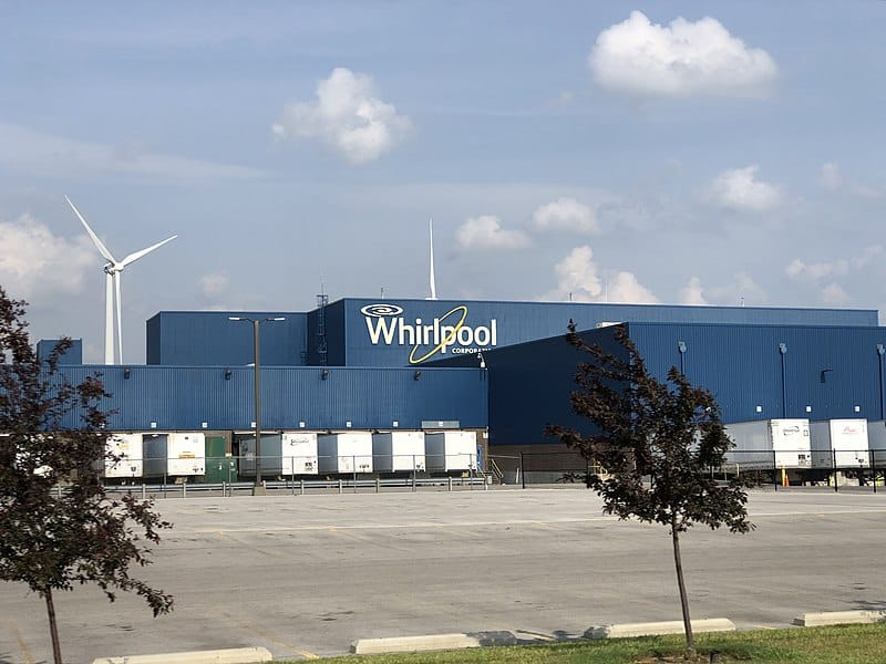 Whirlpool Offers Employees $1,000 to Get Vaccinated As Companies Ramp Up Incentive Programs