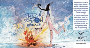 North Carolina Bans Beer Label For Being 'In Bad Taste'