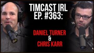 Timcast IRL - Students REFUSE To Wear Masks, Stage School Walk Out w/Daniel Turner And Chris Karr