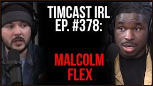 Timcast IRL - AOC Cries When Almost EVERY Rep Votes Against Her w/Malcolm FleX