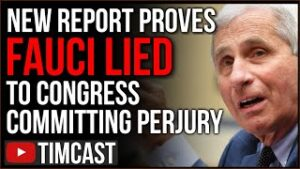 New Report PROVES Fauci Committed Perjury, Rand Paul Proven Right About Gain of Function Research