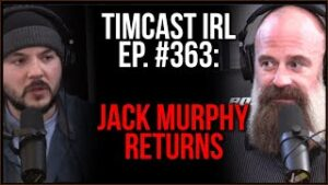 Timcast IRL - Biden Exposed In Leaked Phone Call Proving They Knew Of Taliban Takeover w/Jack Murphy