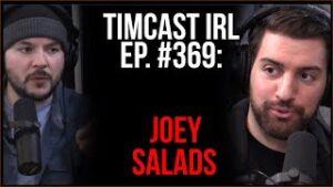 Timcast IRL - Biden Decrees Vaccine Mandate Nationwide In INSANE Power Grab w/Joey Salads