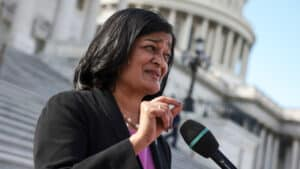 Rep. Pramila Jayapal Tweets—Then Deletes—Claim that US Poverty Rate is '4th Highest in the World'