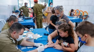 Israeli Health Ministry Says COVID Spread Hitting Record Highs Despite Vaccinations