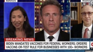WATCH: CNN's Leana Wen Compares Unvaccinated Americans 'Out in Public' with Drunk Drivers
