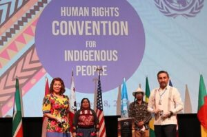 Church of Scientology Hosts Convention in Support of Indigenous People on Columbus Day