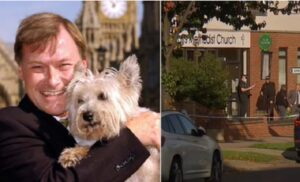 BREAKING: Conservative British Politician David Amess Fatally Stabbed at Church