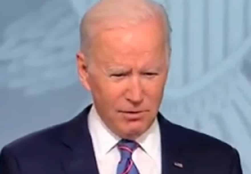 POLL: Joe Biden's Approval Average Falls to Record Low