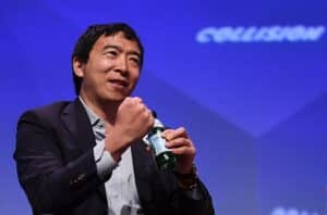 Andrew Yang Leaves Democratic Party, Registers as Independent