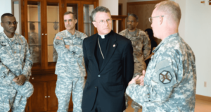 Catholic Archbishop Says Troops Can Refuse COVID-19 Vaccination