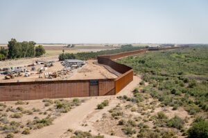 Supreme Court Erases Previous Legal Block of Trump's Border Wall Plan, Citing 'Changed Circumstances'