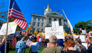 New Hampshire Rejects $27 Million in Federal Funding for COVID Vaccine Outreach