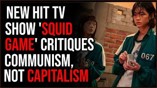 Hit New TV Show 'Squid Game' Is Actually A Critique Of Communism, Not Capitalism As Creator Intended