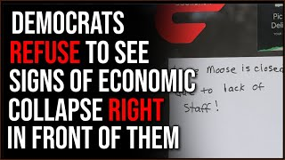 Majority Of Democrats Believe Economy Is GOOD In Face Of ALL Evidence To The Contrary