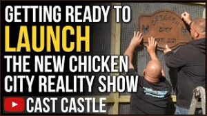 The Hottest Reality Show, Chicken City, Is Almost Ready To Launch